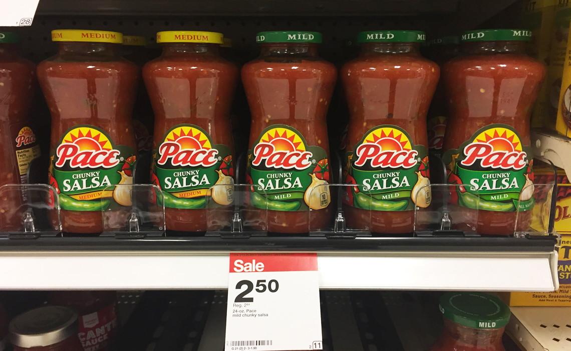 Pace salsa coupon 2018