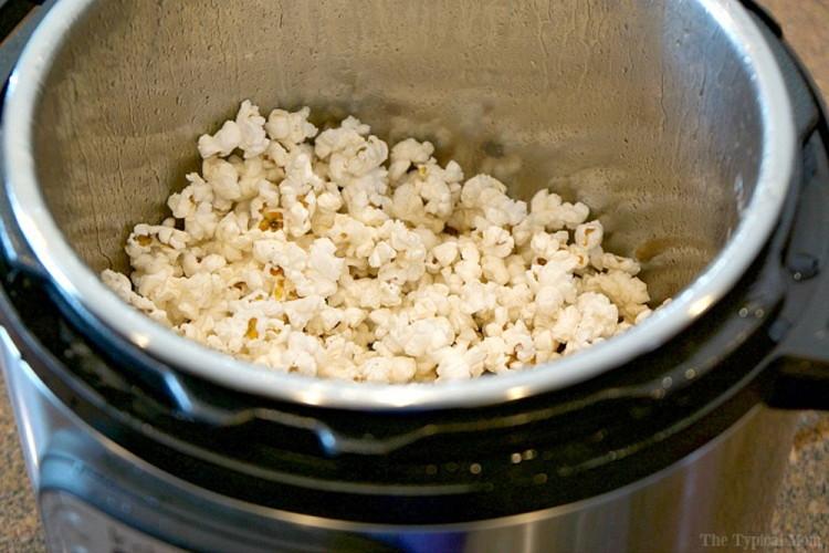 Use it to pop popcorn.