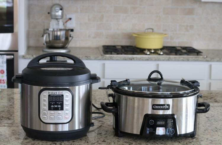Turn slow cooker recipes into Instant Pot recipes.
