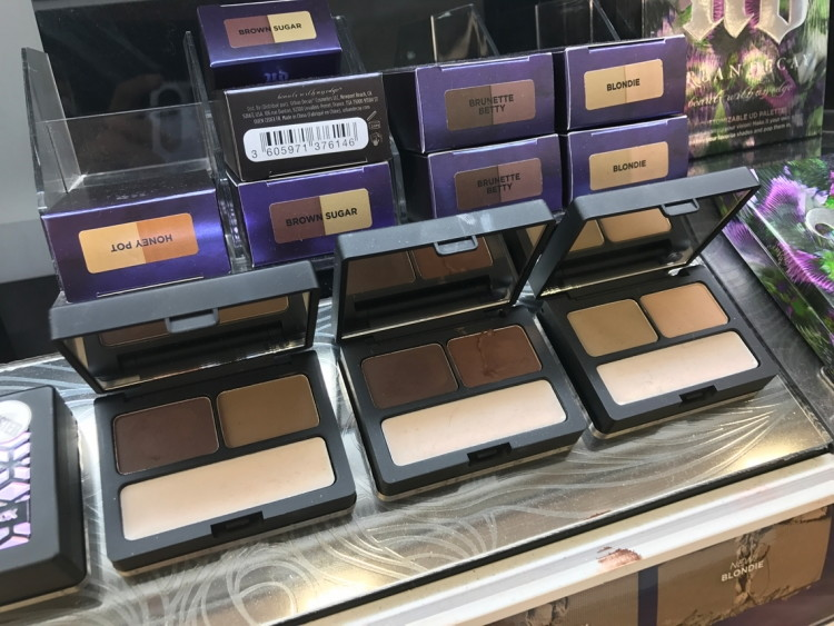 Urban Decay Brow Box + All Nighter Foundation Sample, Only $9.00 ...