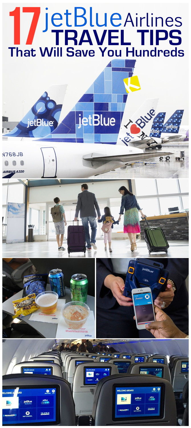 17 JetBlue Airlines Travel Tips That Will Save You Hundreds