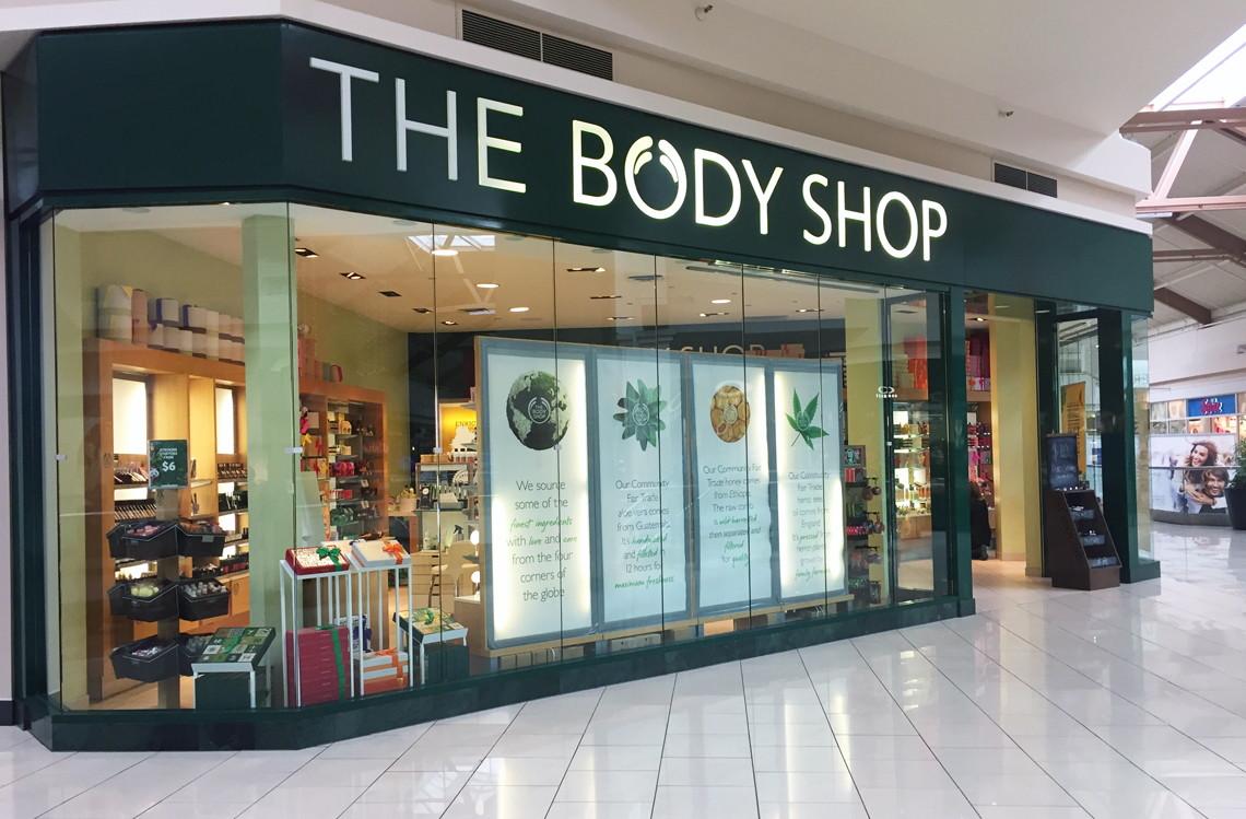 the body shop bus3001