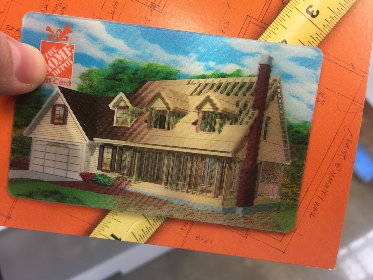 We Ve Seen Discounted Gift Cards For Home Depot Average Around 8 Off From Raise Com After You Purchase The Discounted Gift Card Use It Just Like Cash