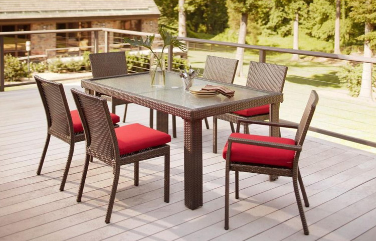 Home Depot: Up To $500.00 Off Hampton Bay Patio Sets  Today Only!