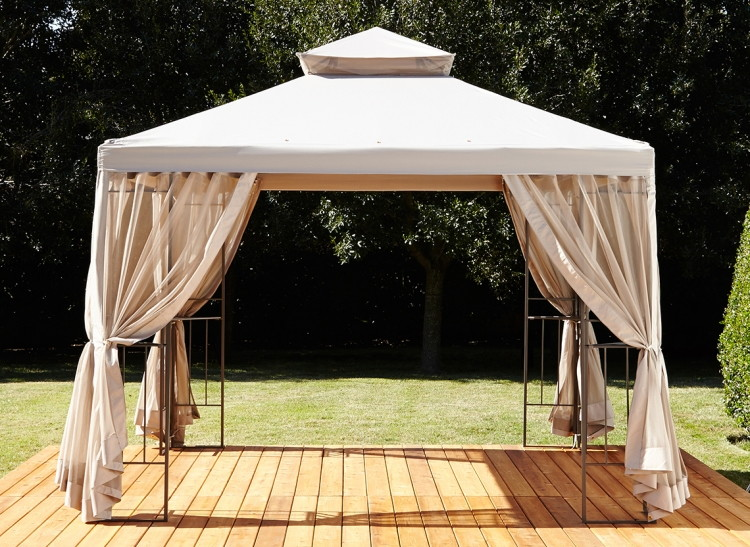 Buy 1 Outdoor Oasis Outdoor Gazebo (reg. $750.00) $249.00. Use Code 2LUCKY  To Get 15% Off Your Patio Furniture Order Through 3/17