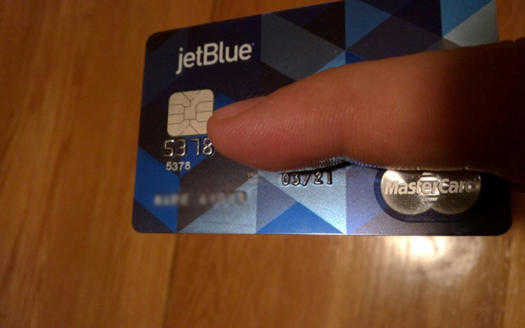 Consider the credit card if you're a frequent flyer.