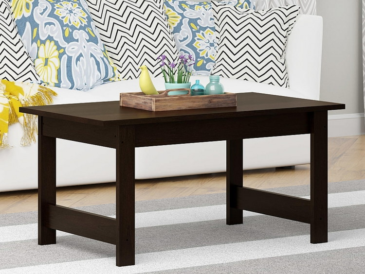 $6.90 good to go side table & $14.07 coffee table at kmart! - the