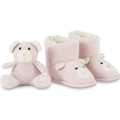 toddler bootie slipper u0026 plush toy sets only 700 at kmart the krazy coupon lady - Kmart Baby