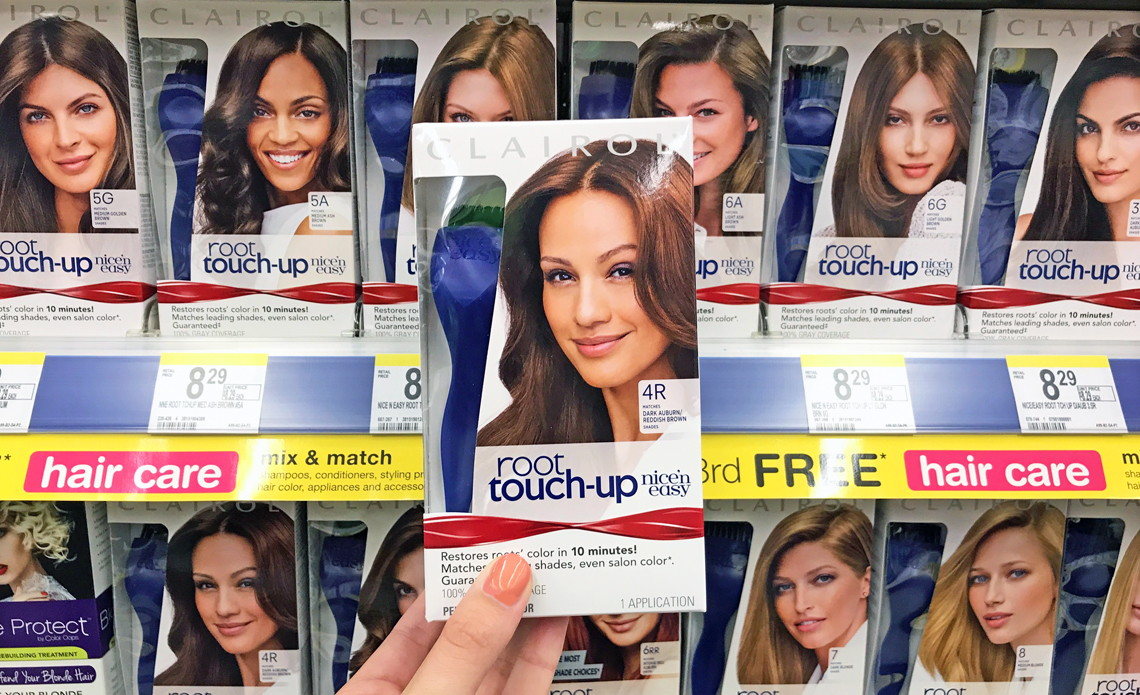 Clairol Nice 'n Easy Hair Color, Only $2.53 at Walgreens! - The ...