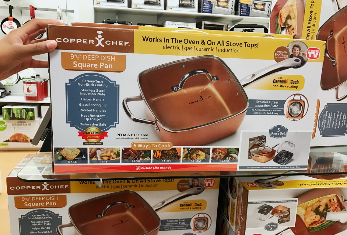 Copper chef coupons