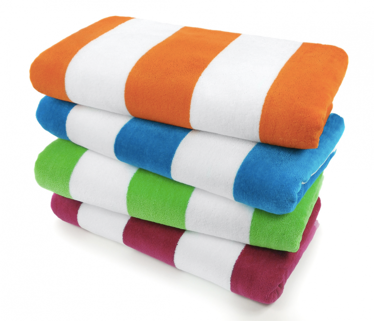 buy 1 velour cabana light beach towel set of 4 reg use the 10 off unique coupon code free shipping on orders of or more - Beach Towels On Sale