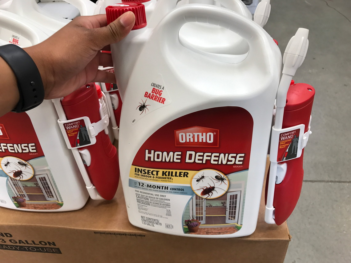 Ortho bed bug spray at home depot - Ortho Home Defense Insect Killer Only 7 97 At Home Depot Reg On Ortho Home Defense