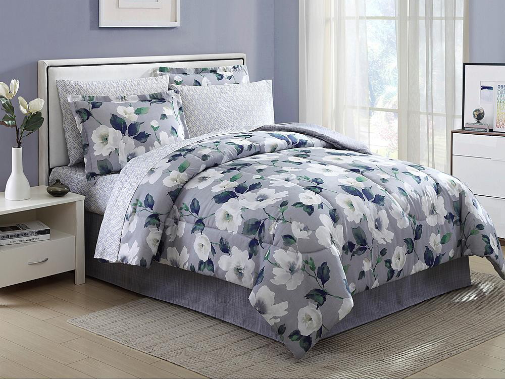 queen king 8 pc complete bed sets as low as 3053 at kmart the krazy coupon lady