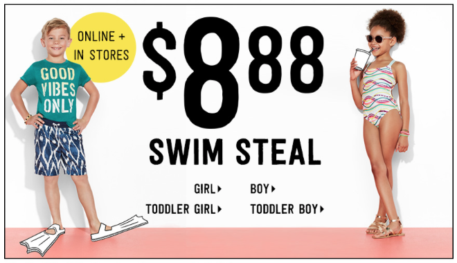 Screen Shot 2017 05 19 at 9.10.28 AM kids' swimwear, only $8 88 at crazy 8 free shipping! the krazy,Crazy 8 Swimwear