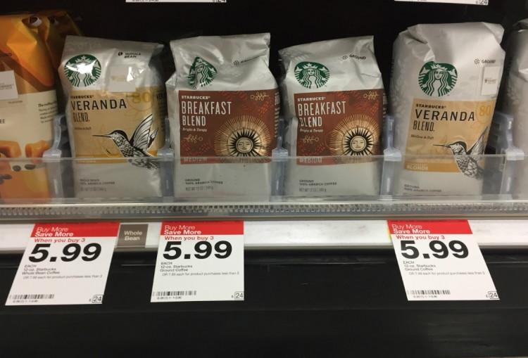 Starbucks Coffee Bag 2017