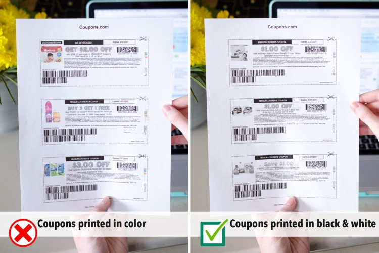 Change Your Printers Default Settings To Print In Black And White Only Or Remove Color Ink Cartridge