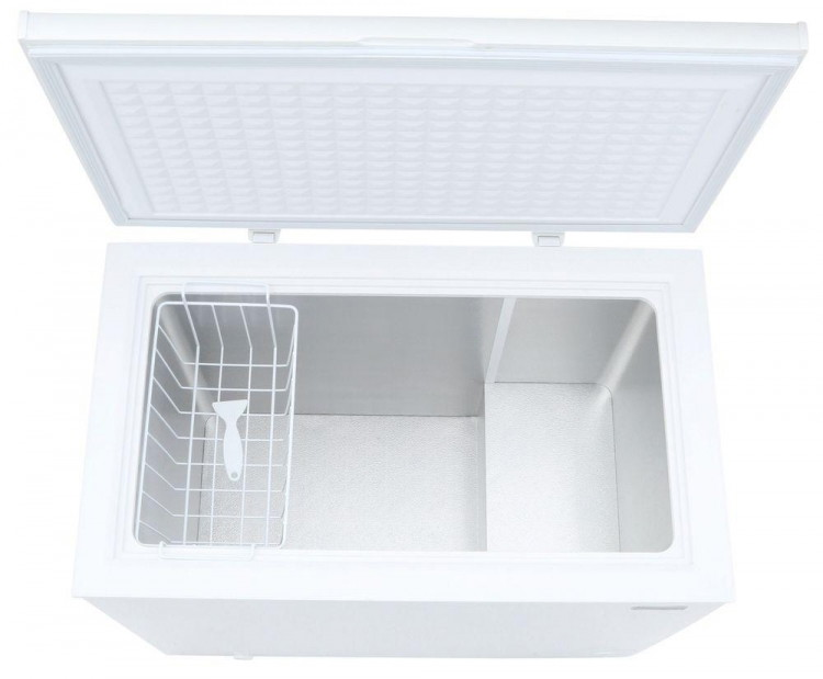 50 Cubic Feet Chest Freezer Midea Whs185c1 Single Door
