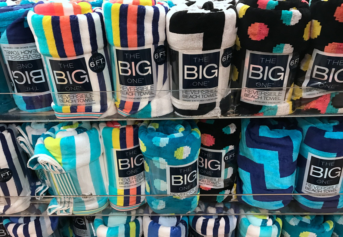 purchase seven beach towels and use code home10 to save on a home purchase then use the sms code you got for signing up for mobile sale - Beach Towels On Sale