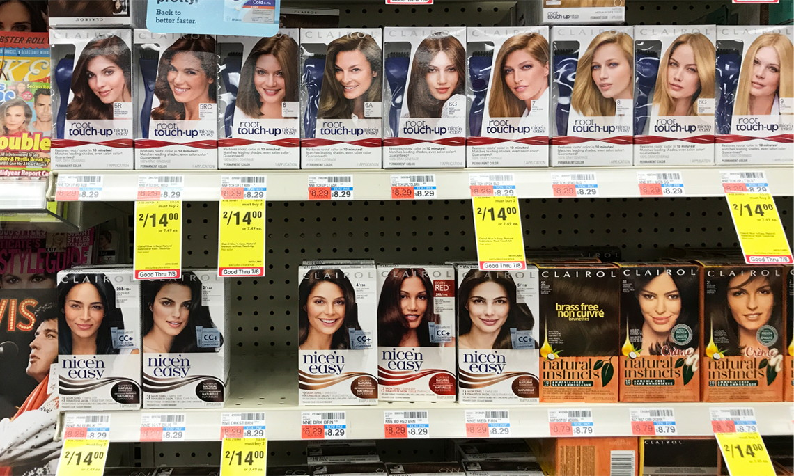 Clairol Hair Color, Only $2.50 at CVS! - The Krazy Coupon Lady