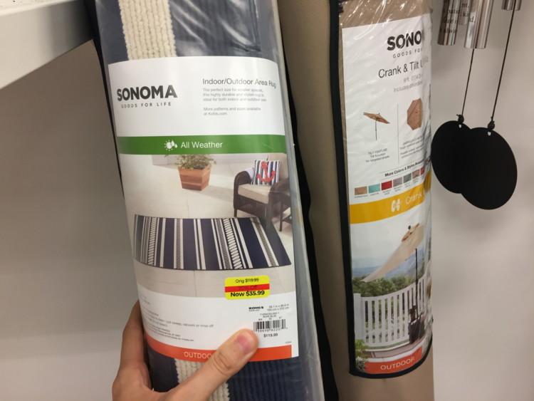 Sonoma Indoor/Outdoor Rugs