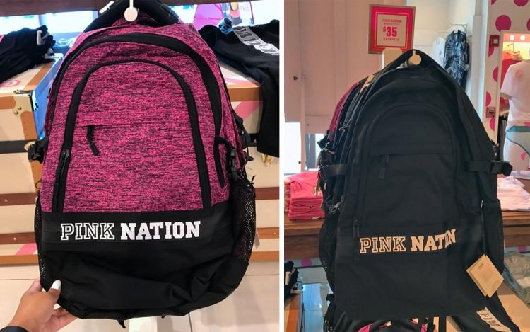 Victoria's Secret PINK Nation: Backpack   Pineapple Cooler, Only ...