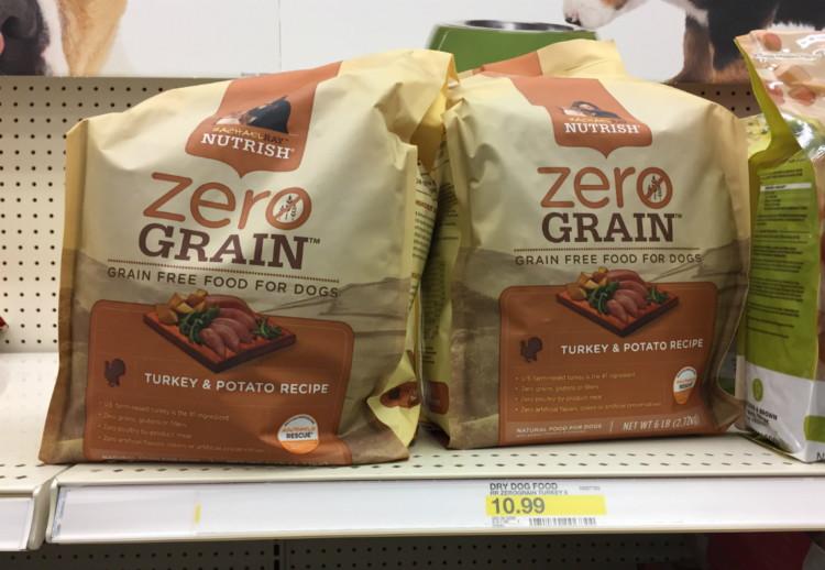buy 1 rachael ray nutrish zero grain dry dog food 6 lb regular price