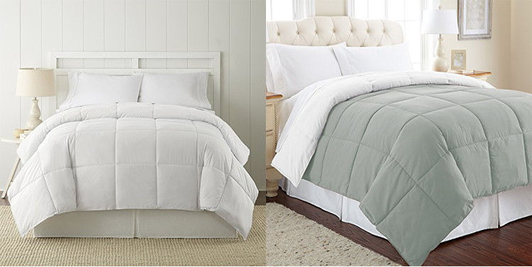 buy 1 amrapur overseas alternative down comforter u2013 twin reg free shipping with amazon prime final price shipped