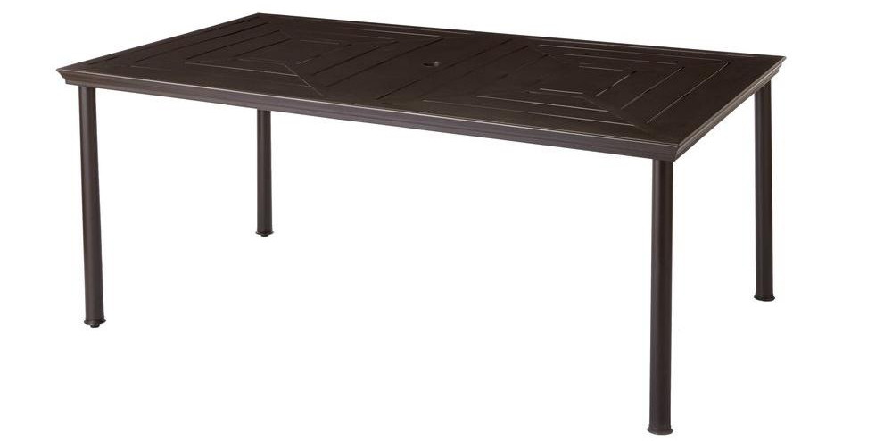 Buy 1 Hampton Bay Middletown Rectangular Patio Dining Table   reg  299 00     74 75  clearance price. Up to 75  Off The Home Depot End of Season Patio Clearance    The