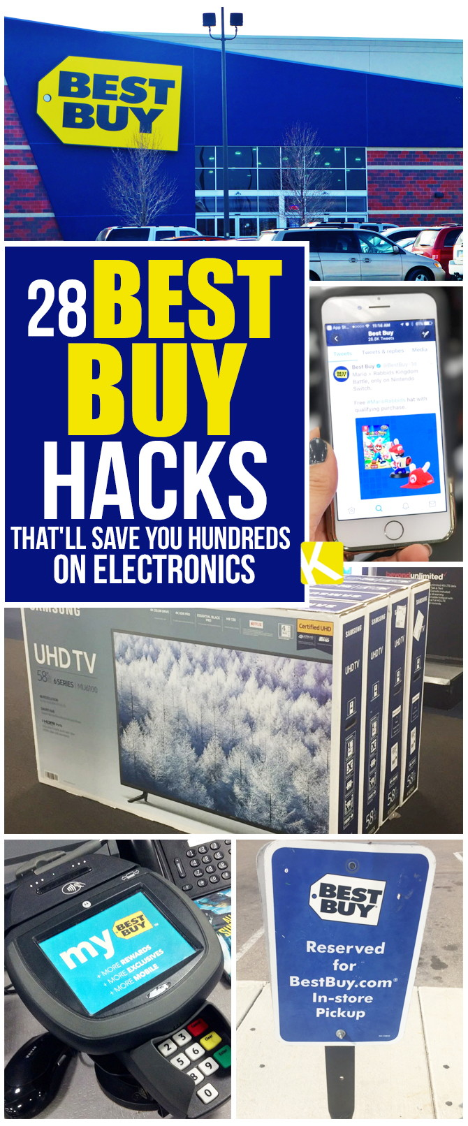 Michaels coupon money saving mom 174 - 28 Best Buy Hacks That Ll Save You Hundreds On Electronics
