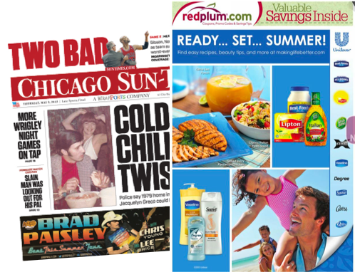 The ultimate beginners guide to couponing view newspaper coupons fandeluxe Gallery