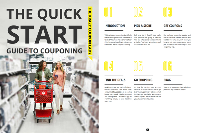 The ultimate beginners guide to couponing quick start guide to couponing with kcl fandeluxe Image collections
