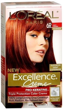 Magenta L Oreal Hicolor Red Hilights Permanent Hair Color Sally
