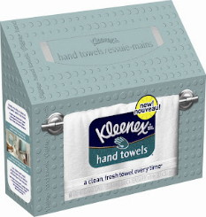 Kleenex Hand Towels Only 0 49 At Kmart The Krazy
