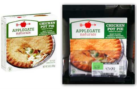 Applegate Chicken Pot Piesave 100 At Whole Foods And Trader Joes