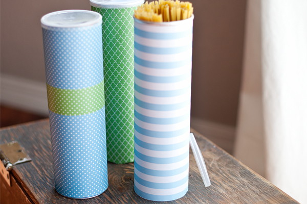 DIY: 5 Ways to Repurpose a Pringles Can - The Krazy Coupon Lady