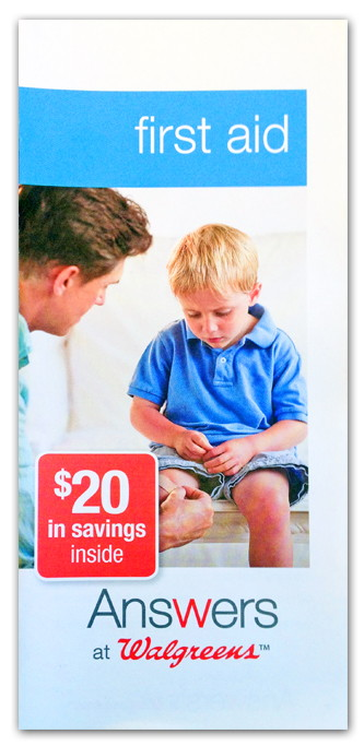 New Coupons—Walgreens First Aid Coupon Book! - The Krazy