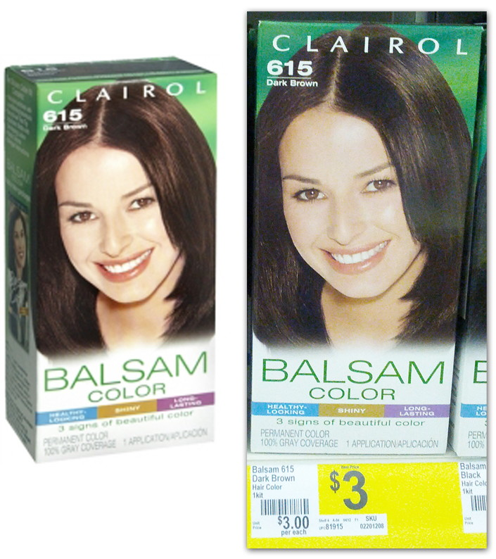 Clairol Hair Color Only 100 At Dollar General The Krazy Coupon