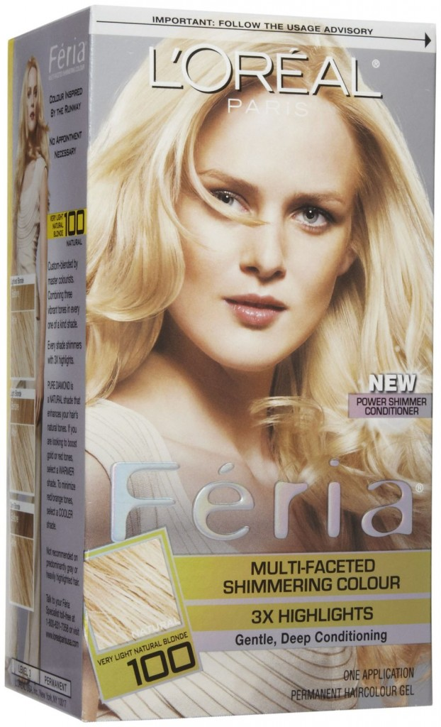 Loreal Feria Hair Color Only 399 At Rite Aid The Krazy Coupon