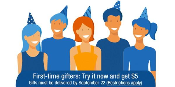 Earn A 500 Gift Card With Amazon Birthday
