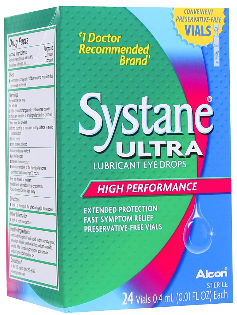 graphic about Systane Coupons Printable known as Systane Eye Drops, $7.49 at Walgreens! - The Krazy Coupon Woman
