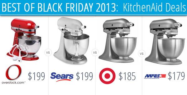 Best KitchenAid Mixer Deals Black Friday 2013 at Kohl\'s ...