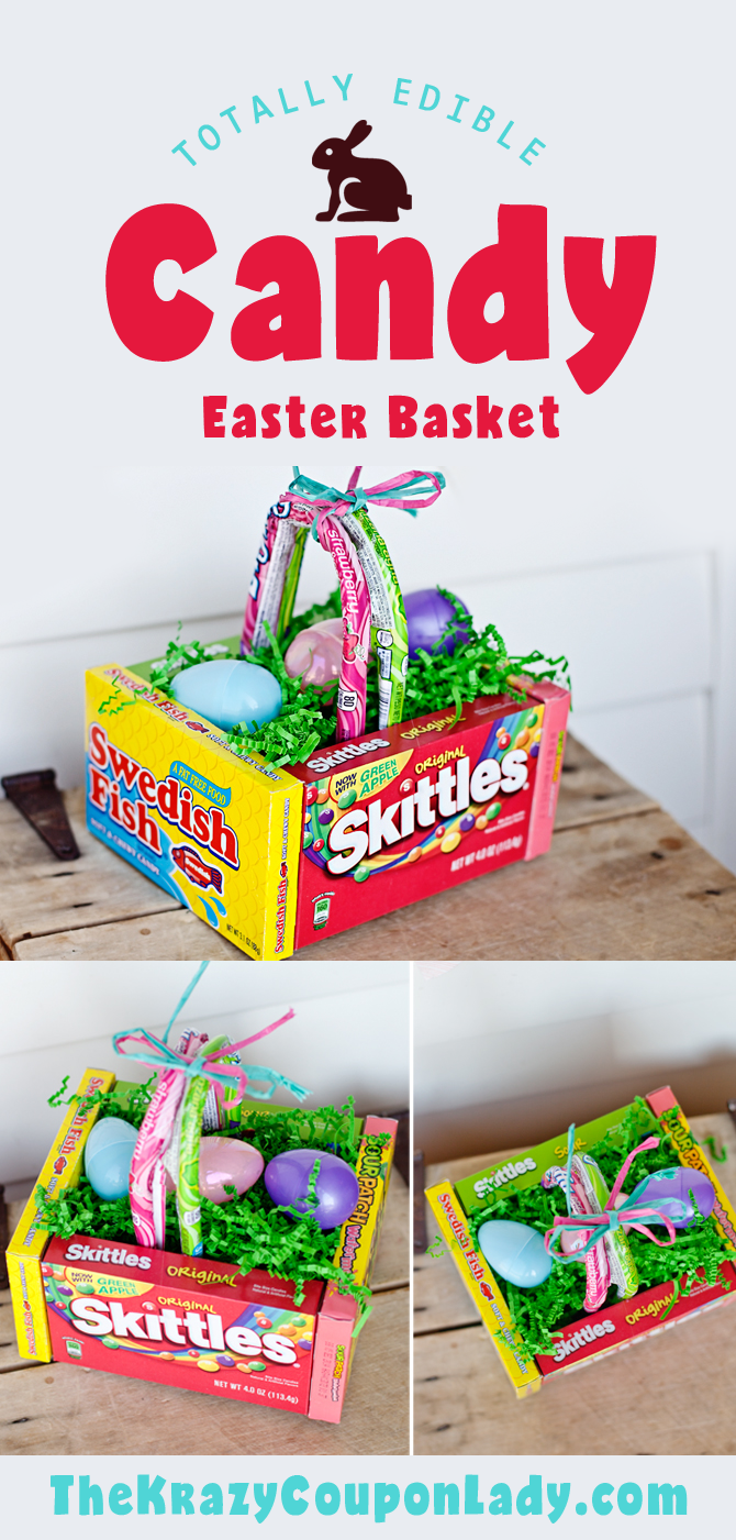 Diy edible easter egg basket the krazy coupon lady 126k negle Gallery