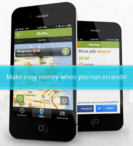 Earn Money Running Errands with Gigwalk! - The Krazy Coupon Lady
