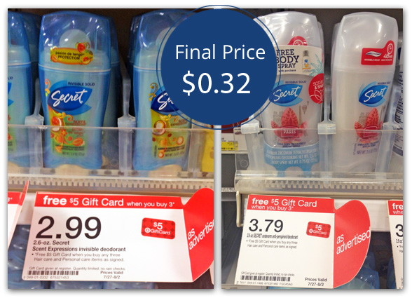 image regarding Secret Deodorant Printable Coupons known as Coupon Reset: Magic formula Deodorant, as Small as $0.32 at Concentrate
