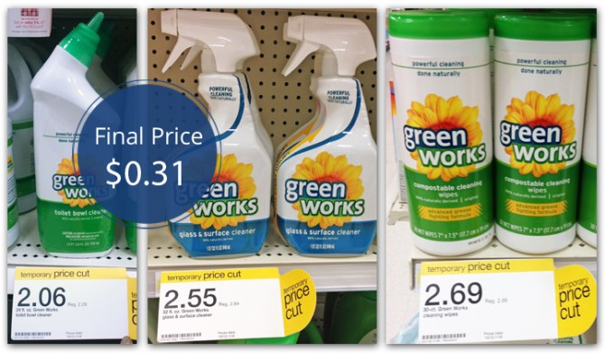 Target: New Price Cuts on Gree...