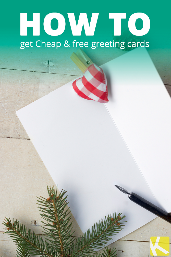 7 great resources for cheap free greeting cards and not just the 7 great resources for cheap free greeting cards and not just the e kind the krazy coupon lady m4hsunfo