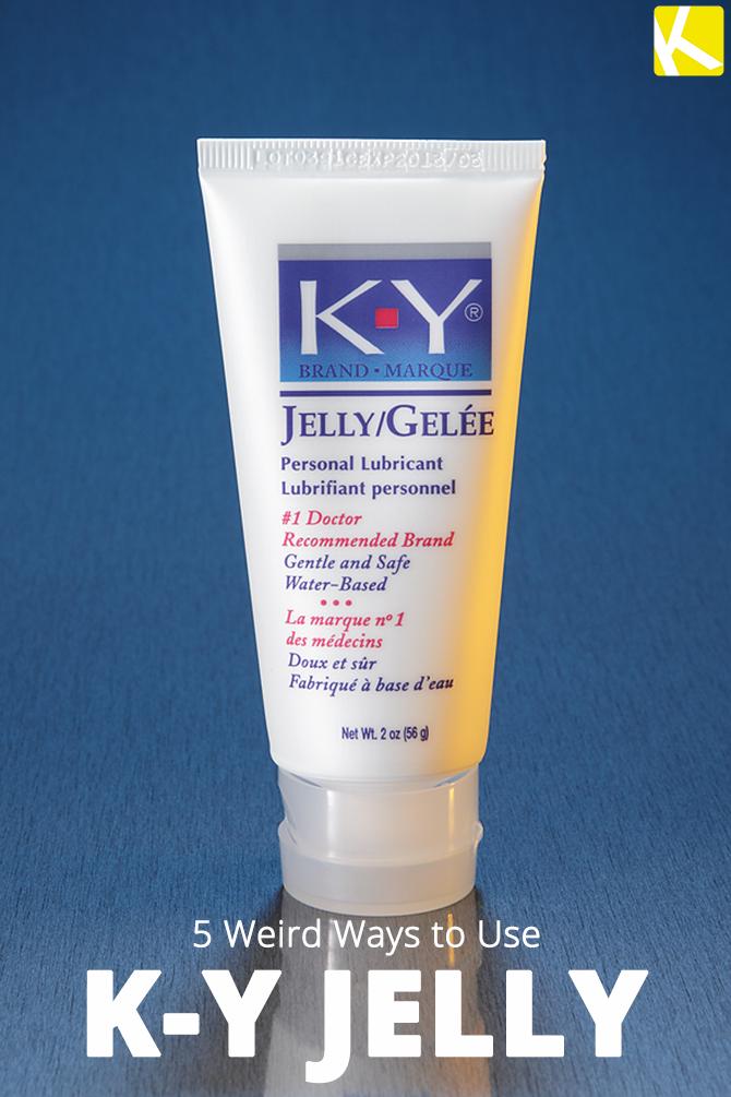 Ky gel uses
