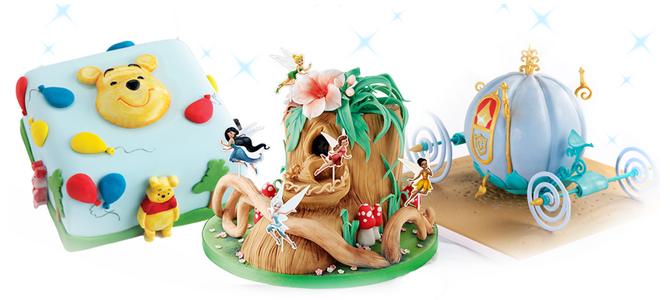 FREE Disney Cakes & Sw...