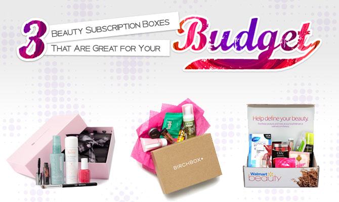 3 Beauty Subscription Boxes That Are Great for Your Budget - The Krazy Coupon Lady