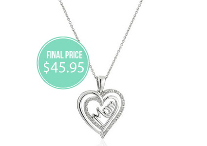 Mother's Day Gift Idea: Diamond Jewelry, Up to 70% Off!